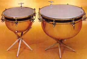 Light Contintental Chain drums