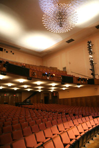 Borden Auditorium