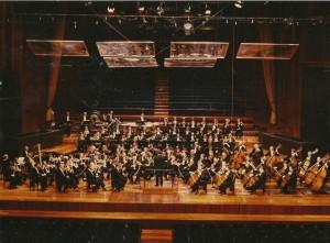 Oslo Philharmonic Onstage