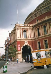 Royal Albert Hall 1987