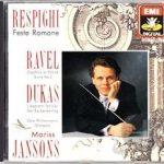 Respighi, Ravel and Dukas 1989