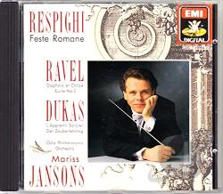 Respighi, Ravel and Dukas 1989