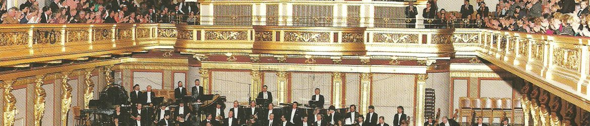 The OPO at the Musikkverein